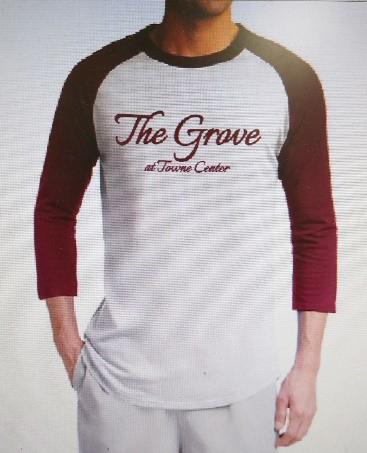 the grove tees front